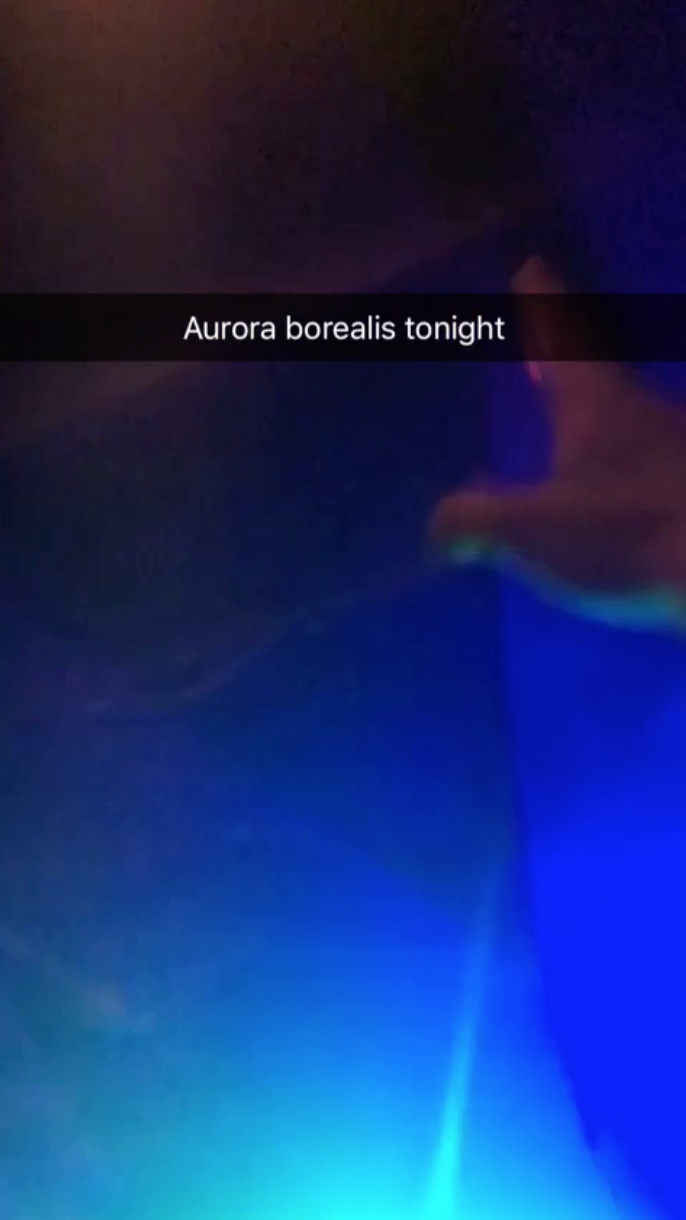 Aurora Borealis at Dance Yourself Clean Denver Larimer Lounge