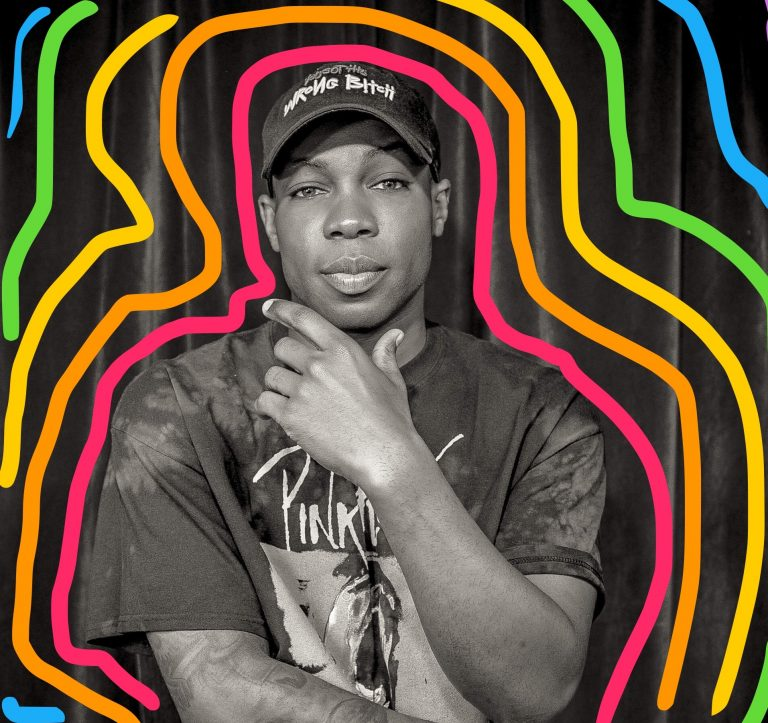 Todrick Hall by David Brookton for Brookton Magazine at Paramount Theater in Denver Colorado